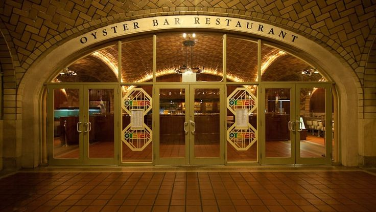 #goodfood How Grand Central Oyster Bar Became a Design Icon #foodie