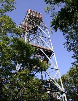 Days Out Ontario | Dorset Lookout Tower, Dorset, Ontario