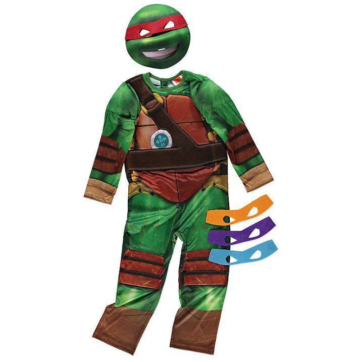 Lasten Ninja Turtles naamiaisasu