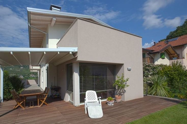 Oltre 25 fantastiche idee su esterno casa color tortora su - Esterno casa color tortora ...