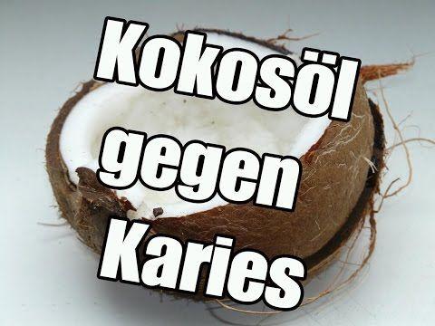 Zähneputzen mit Kokosöl - Warum ich mir auch mit Kokosöl die Zähne putze - YouTube