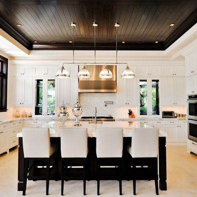 Dark Wood Ceiling 25+ best bead board ceiling ideas on pinterest | kitchen ceilings