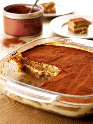 IRISH CREAM TIRAMISU | Recipes | Nigella Lawson