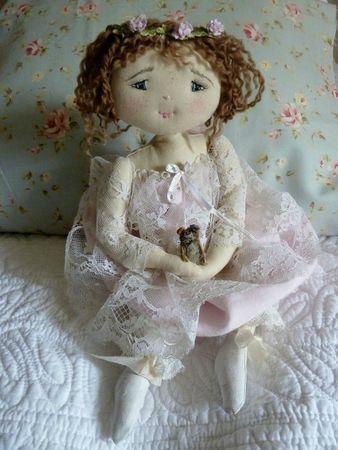 little shabby doll, love her perplexed face