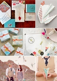 more #travel themed wedding ideas #favours #invitations