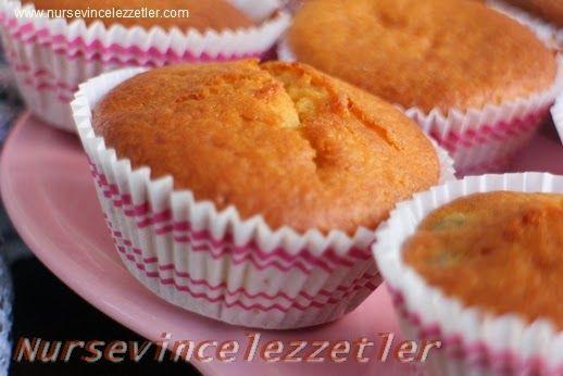 Uzumlu Muffin Kagitli Kek Tarifi | Yemek Tarifleri