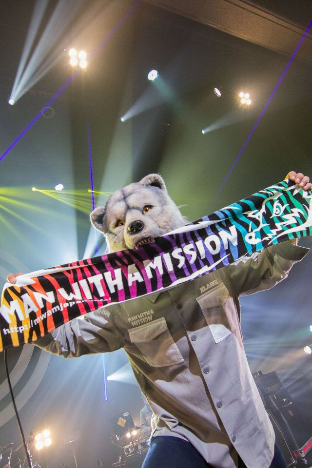 man with a mission 2014 fall play what u want tour2