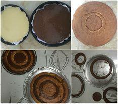 Η…πρωτότυπη συνταγή της ημέρας: Κέικ Σκιακιέρα {τεχνική} τετραγωνίζοντας τον κύκλο-Ένα εντυπωσιακό σχέδιο για τα κέικ ή τις τούρτες μας με την τεχνική της σκακιέρας!   Kozani Media