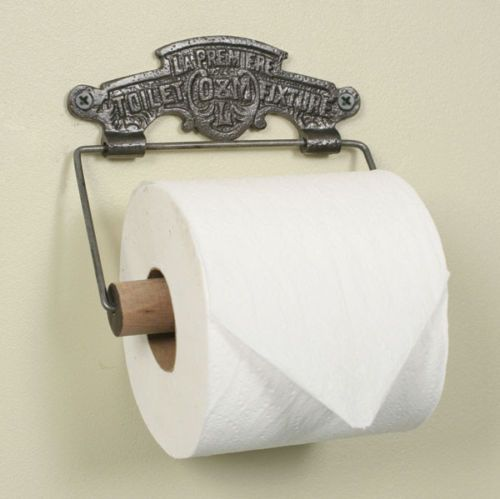 French-Country-Cottage-Chic-Cast-Metal-Victorian-Style-Toilet-Paper-Holder