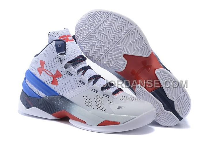 https://www.jordanse.com/under-armour-curry-two-white-blue-navy-red-new-release.html UNDER ARMOUR CURRY TWO WHITE BLUE NAVY RED NEW RELEASE Only 90.00€ , Free Shipping!