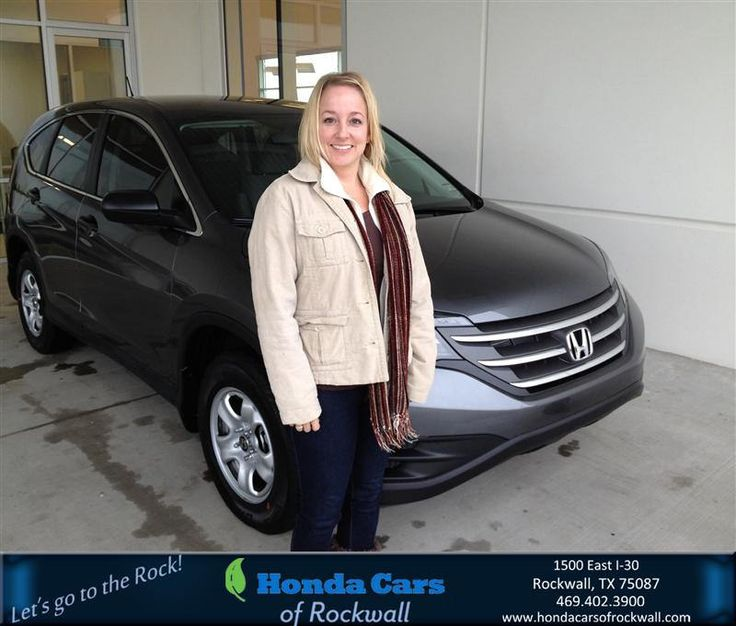 #HappyBirthday to Angela Jones from Everyone at Honda Cars of Rockwall!