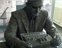 Latest Radiolab short— About Alan Turing but essential discussion of sentient machines.
