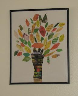 magazinesCrafts Ideas, Art Lessons, Kids Stuff, Beautiful Trees, Magazines Art, Art Ideas, Magazines Trees, Recycle Magazines, Art Projects
