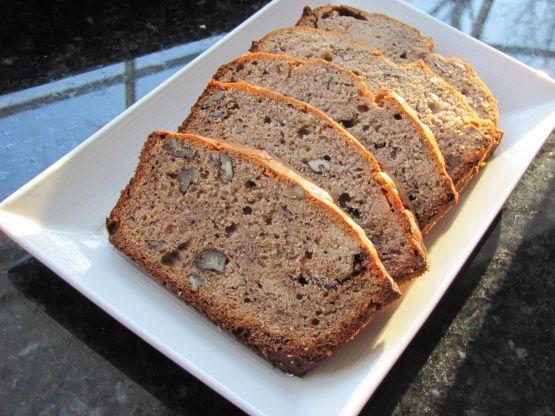 Sour Cream Banana Bread Recipe - Food.com