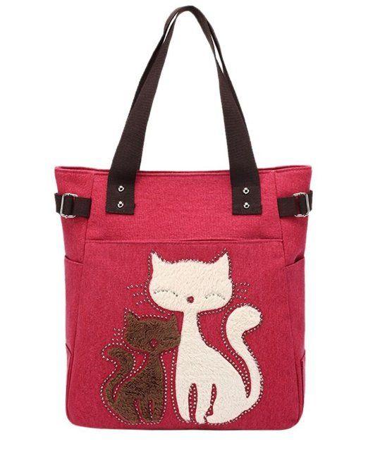 Borse Canvas Tendenze : Best bag borse borsette on sale images