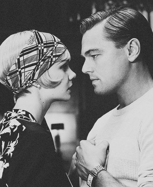 Leonardo Dicaprio Carey Mulligan - The Great Gatsby -