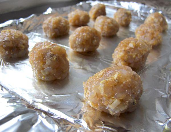 cookbook mom s shrimp ball deep fried shrimp ball easy japanese ...