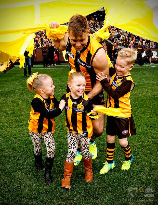 Exclusive picture of Sam Mitchell's 300th game