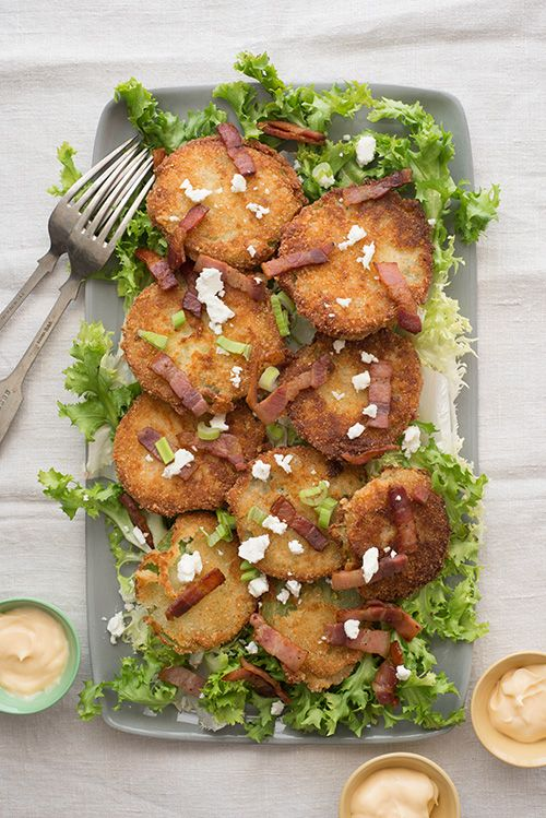 ... Tomatoes on Pinterest | Fried green tomatoes, Feta and Green cherries