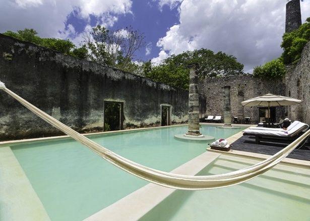 ハシエンダ・ウアヤモン、ラグジュアリー・コレクション・ホテル(メキシコ)  美しき要塞都市、カンペチェ近郊で泊まりたいホテル