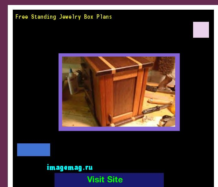 Free Standing Jewelry Box Plans 183946 - The Best Image Search