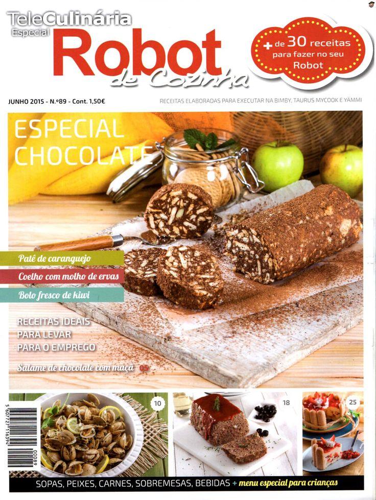 TeleCulinária Robot de Cozinha Nº 89 – Junho 2015