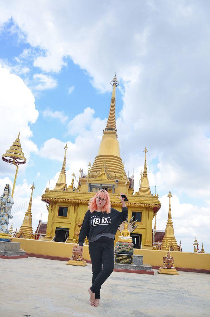Kiriwong temple, Nakhonsawan, Thailand