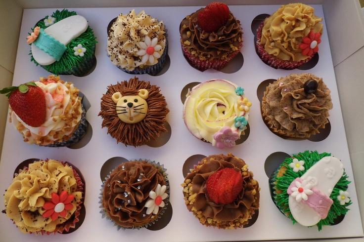 Popurrí de Cupcakes    www.monicacupcakes.blogspot.com
