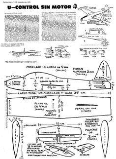 Planitos de Lúpin - U control sin motor