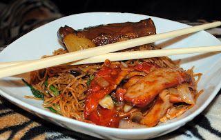 Makkelijk koken: Tjauw min