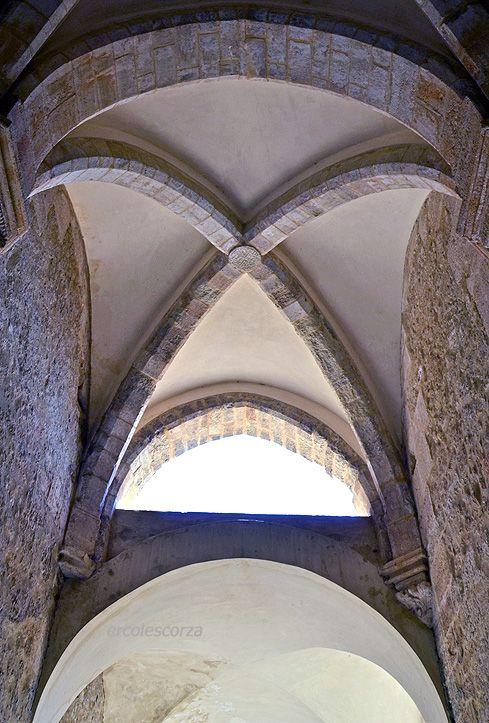 lavori di restauro al Castello