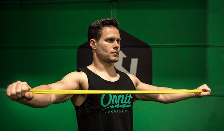 Shoulder Pain? Try These 5 Resistance Band Exercises