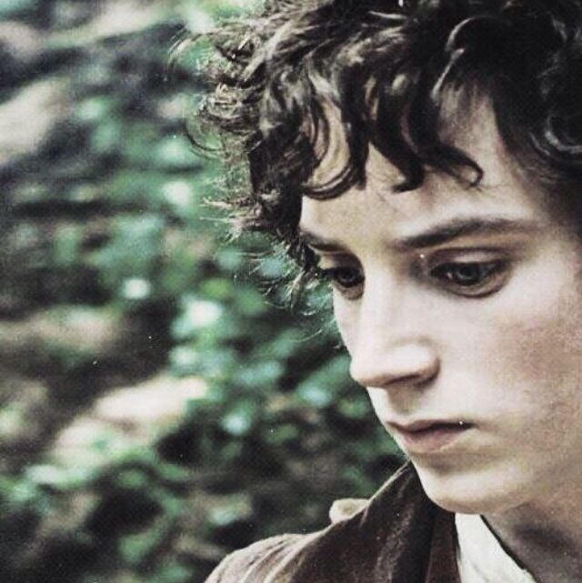 317 best frodo baggins images on pinterest frodo baggins for Pics of frodo baggins