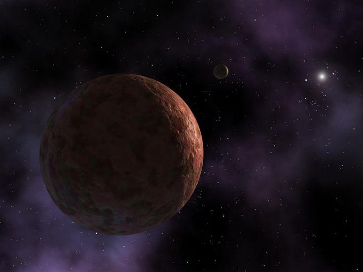 Descubren nuevo planeta enano más allá dePlutón