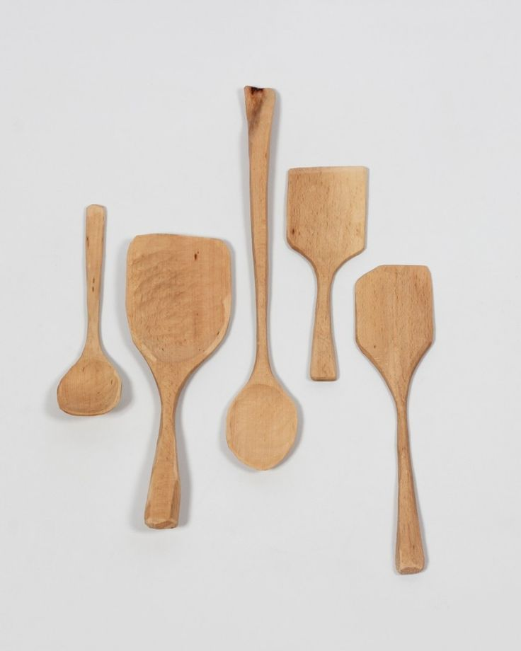 James Carroll | Hand Carved Spoons | Limited Edition | Irish Craft | Shop | Design and Craft | Gifts | Makers&Brothers | Makers & Brothers| Wooden Spoon | Wood | Kitchen | EDITIONS | Exclusive
