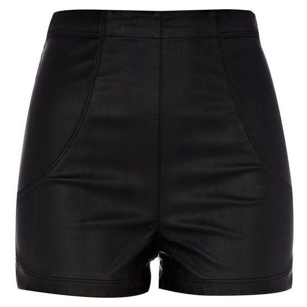Best 25  Leather shorts ideas on Pinterest   Leather shorts outfit ...