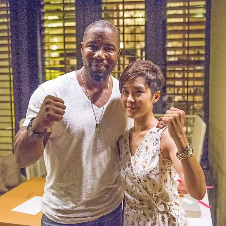 M.A.A.C. – Thai Martial Arts Star JEEJA YANIN Joins MICHAEL JAI WHITE In NEVER BACK DOWN 3