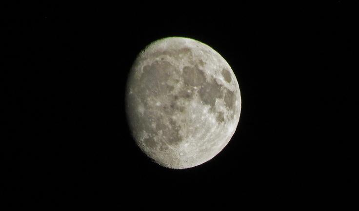 Casi Luna Llena