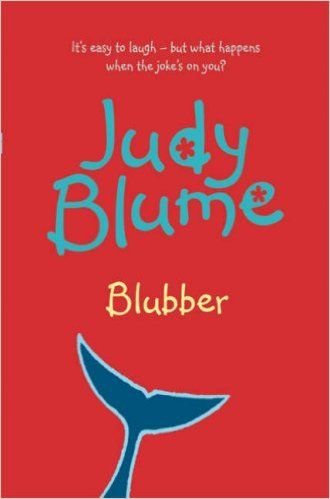 """Blubber"", by Judy Blume - challenged because 'the bullies are never punished'."