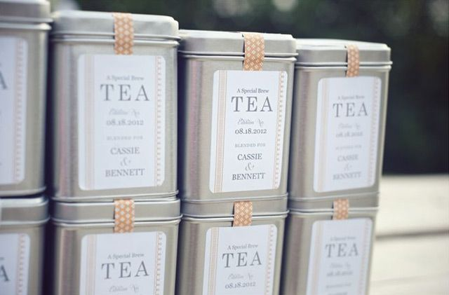 21 Awesome Wedding Favors That Are Not Jam! - Mon Cheri Bridals
