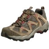 Columbia Men's Pagora Trail Shoe,Flax/Red Rover,9 M (Apparel)By Columbia