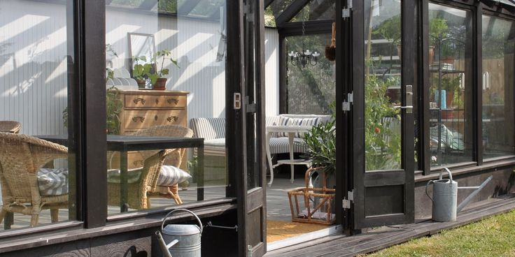 DEJLIGE DRIVERLIV - The relaxing greenhouse