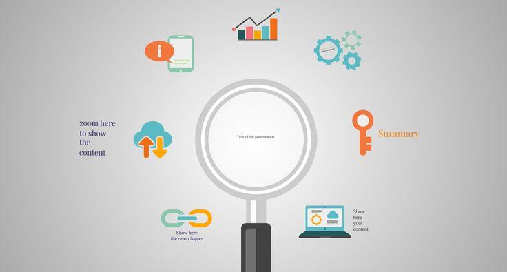 Infografiki to jeden z najskuteczniejszych sposobów aby wizualnie przedstawić dane i infromacje. Dodatkowo gdy użyjemy #prezi aby przedstawić #prezentacje za pomocą infografik, odbiór dla widzów staje się o wiele ciekawszy.  http://www.ziload.com/special-prezi-template-with-infographics,id120.html