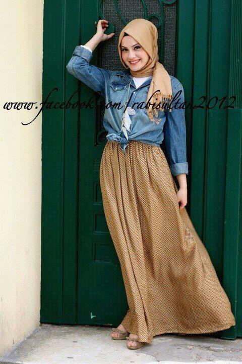 Hijab style elegant | Hijab | Pinterest
