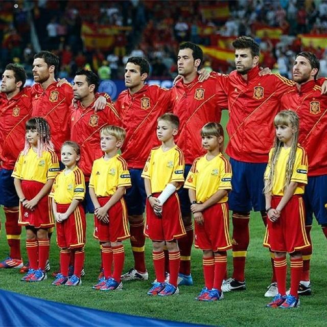 Spain- Euro cup