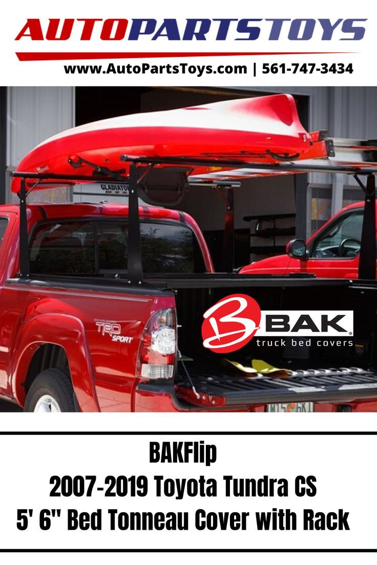 "BAKFlip 20072019 Toyota Tundra CS 5' 6"" Bed Tonneau Cover"