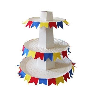 Baleiro de bandeirinhas para Festa Junina. #festajunina