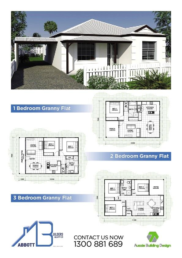 Our granny flats - Customization