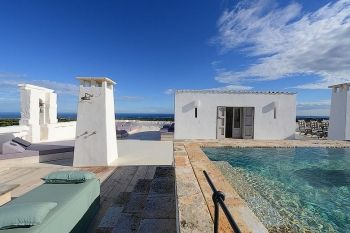 New this week: Masseria Petrarolo in Puglia, Italy from Welcome Beyond./