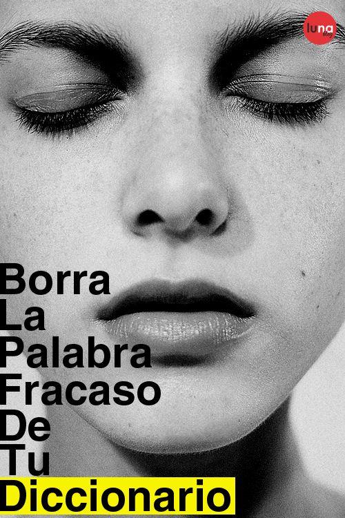 #Frases #Reflexiones #Metas #Fracaso #Motivación #Positivos